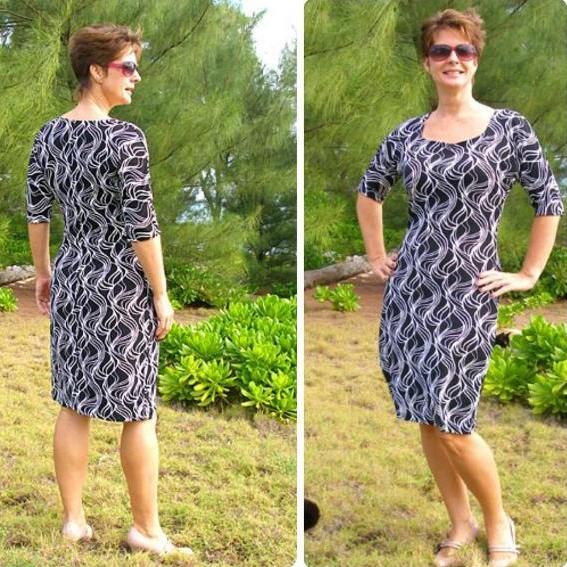 wear everywhere dress sewing pattern