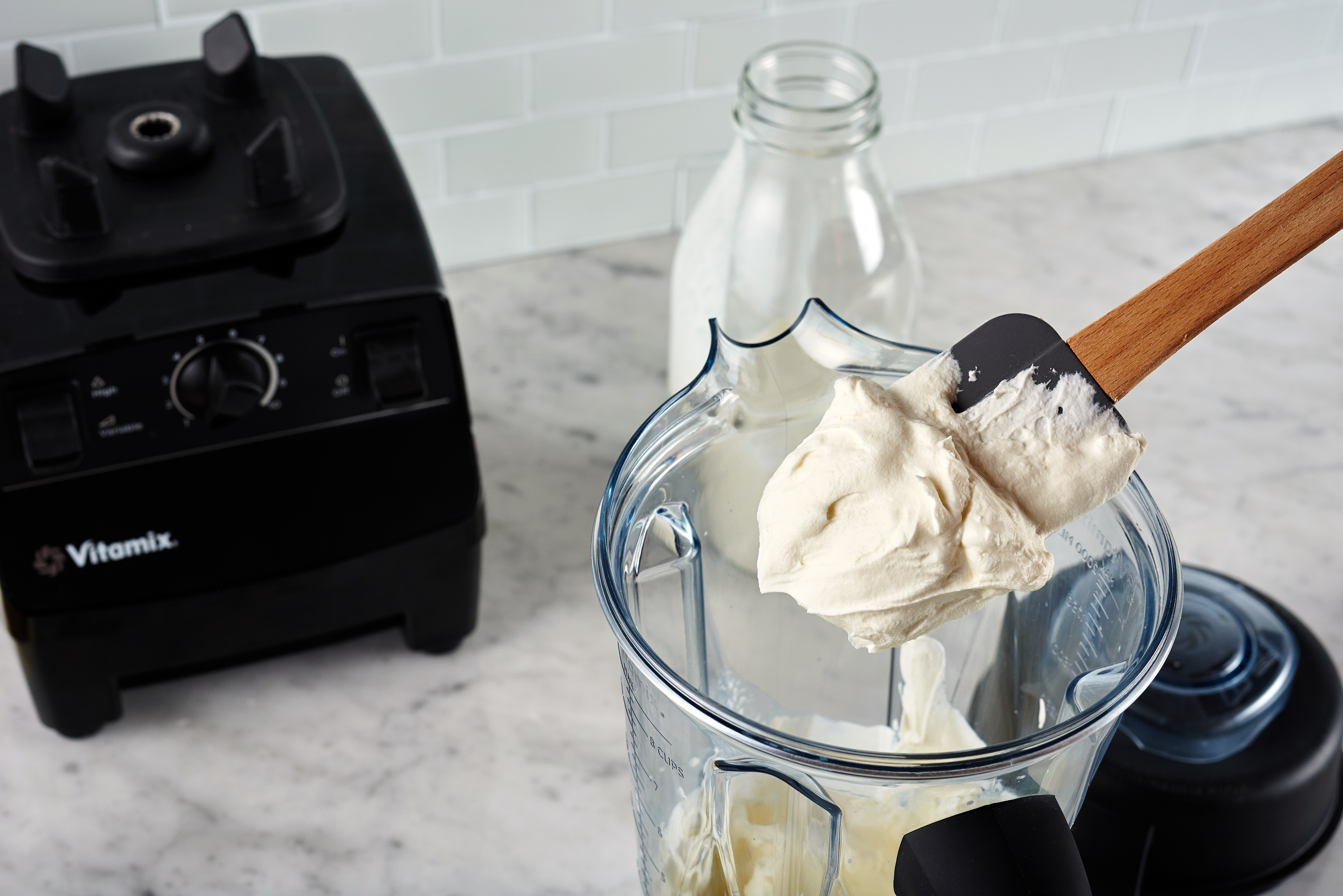 Vanilla Bean Blender Ice Cream