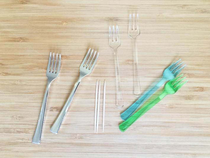 cocktail forks