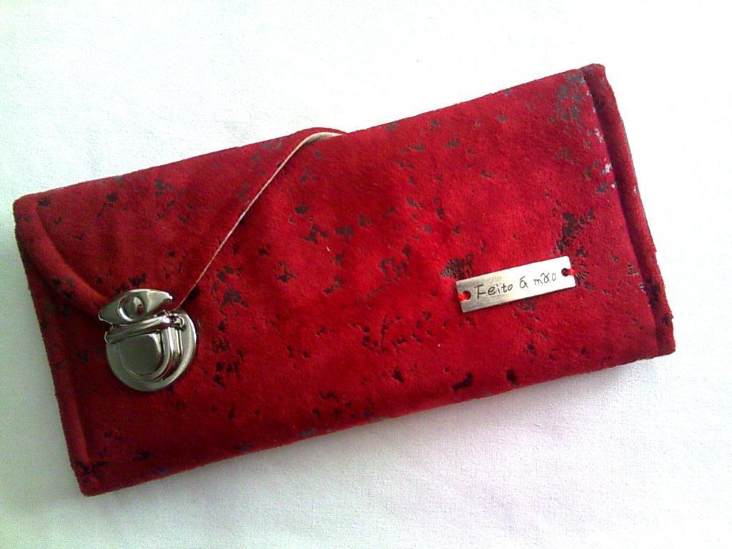 Cell and Card Wallet - Teresa Lucio