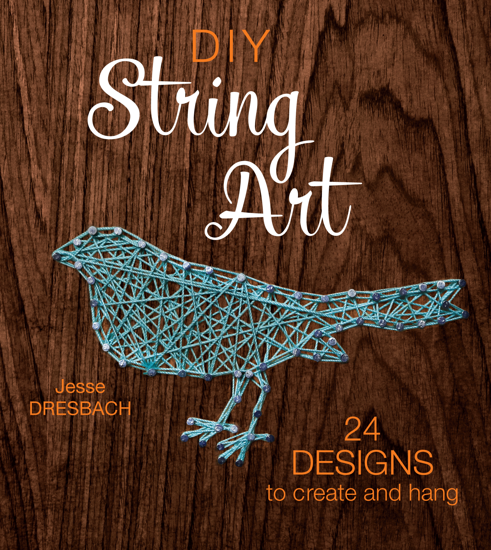 DIY String Art High Res Cover