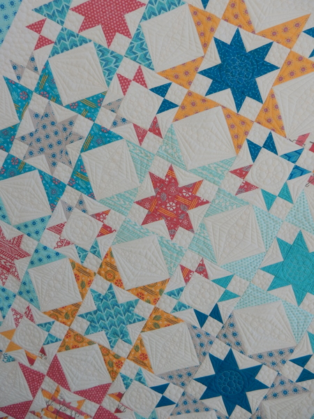 Star Bright by A Quilting Life