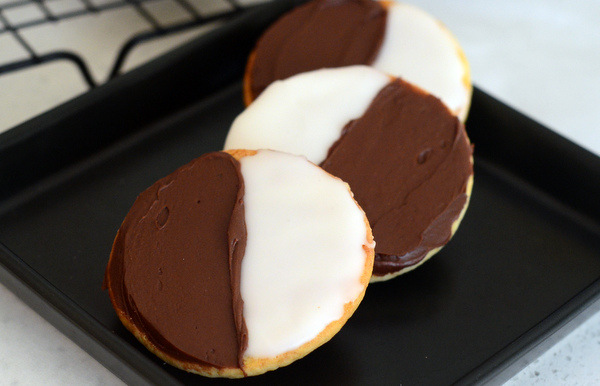 How to Make NY Bakery-Style Black and White Cookies