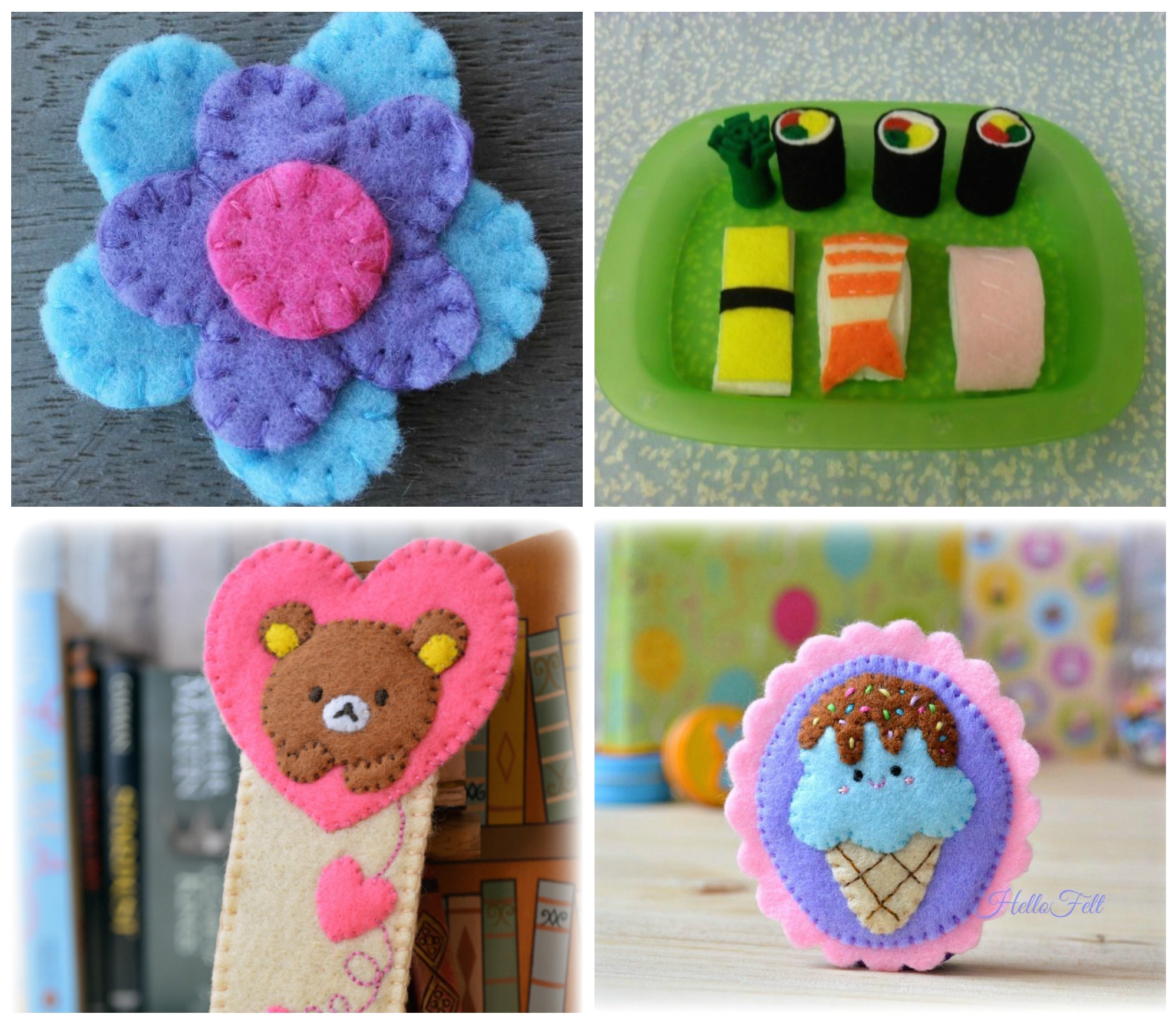 Things to Make With Felt