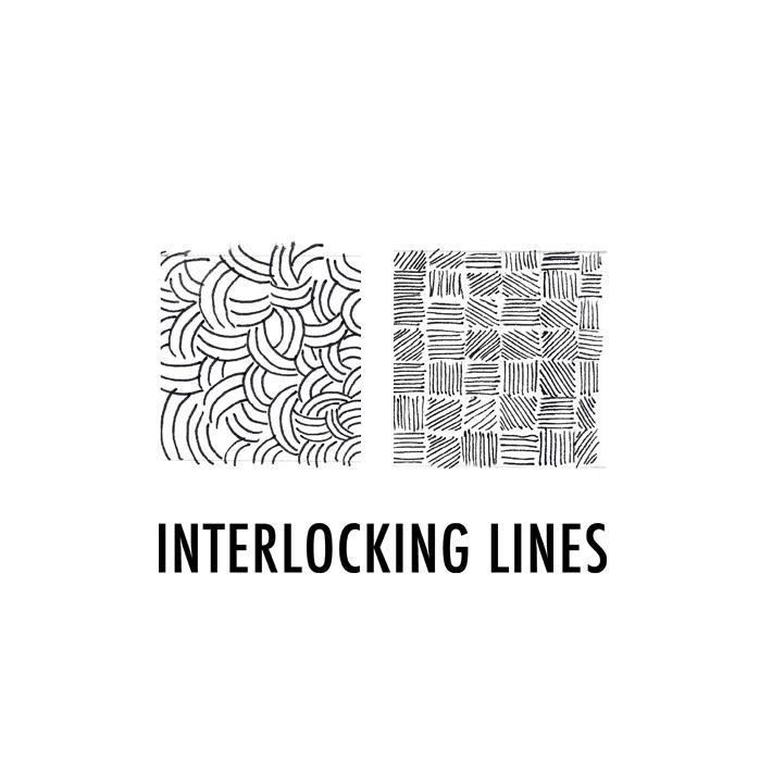 Interlocking lines