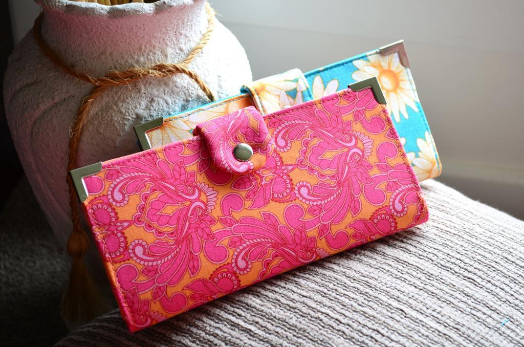 Pick a Pocket Wallet - ChrisW Designs