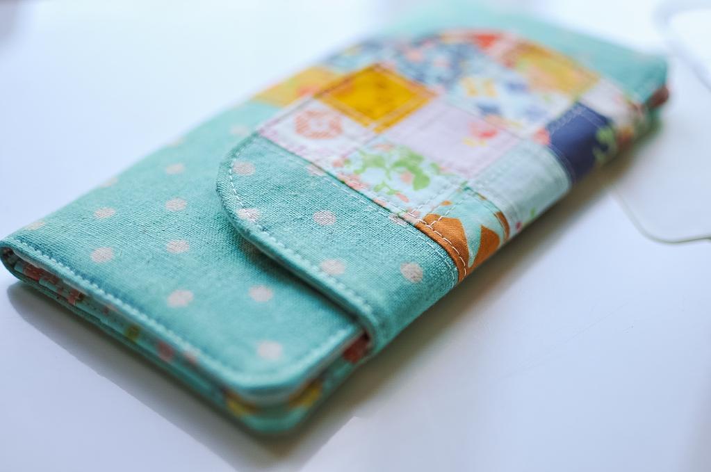 Slimline Wallet - Carla's Creations