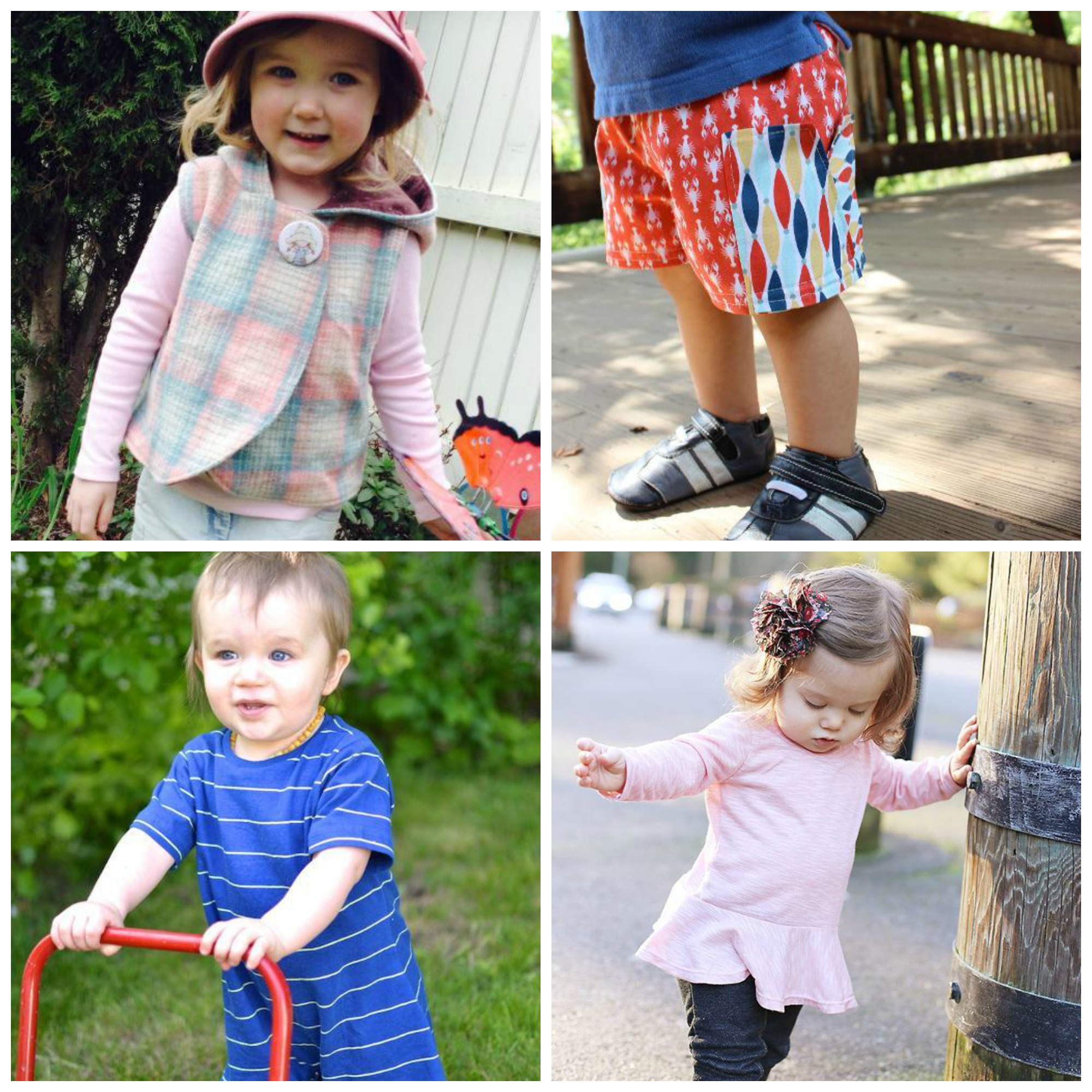 Toddler Sewing Patterns