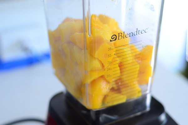 How to Make Mango Coulis in a Blender