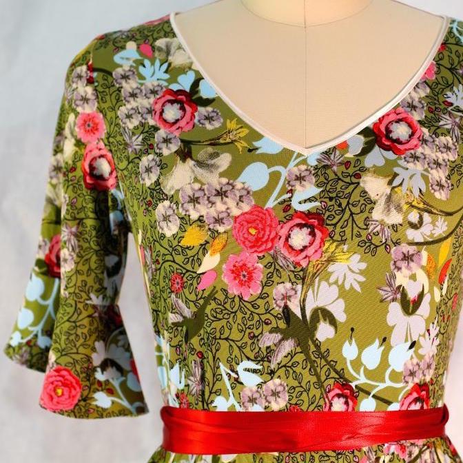 Faviola, the summer dress