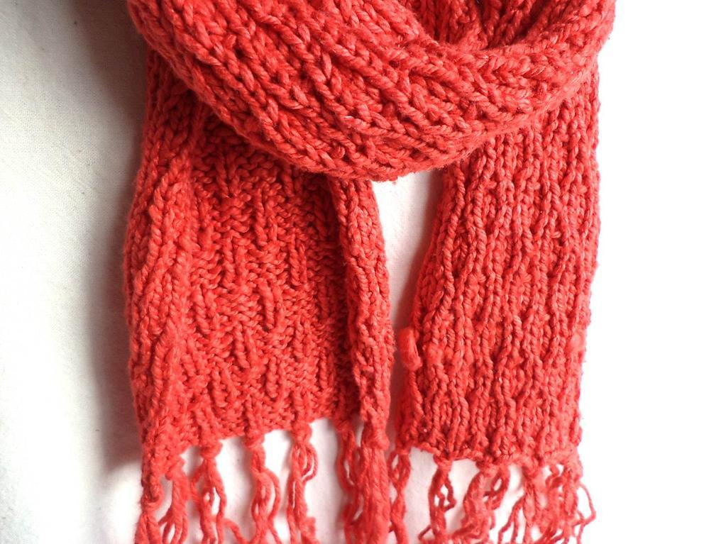 Ryelan Scarf Knitting Pattern