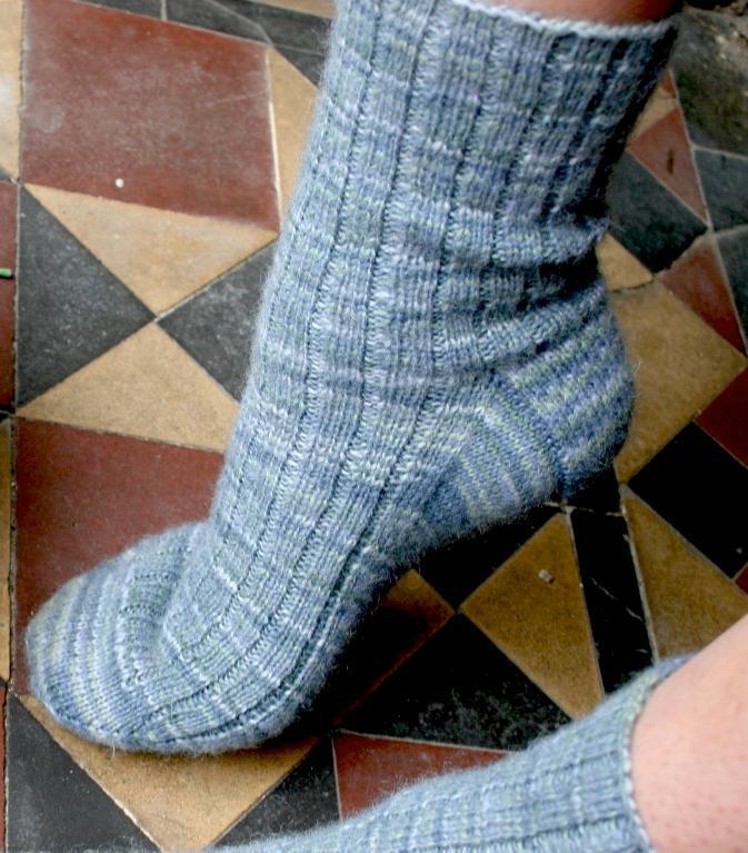 Llanberis Socks FREE Knitting Pattern