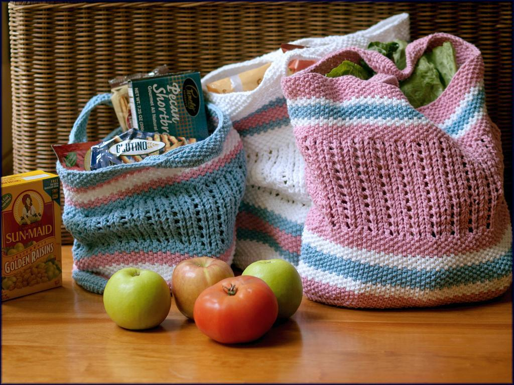 BYOB 2.0 FREE Knitting Bag Pattern