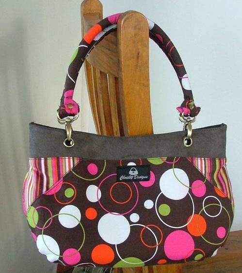 Coco Bag Pattern FREE on Bluprint