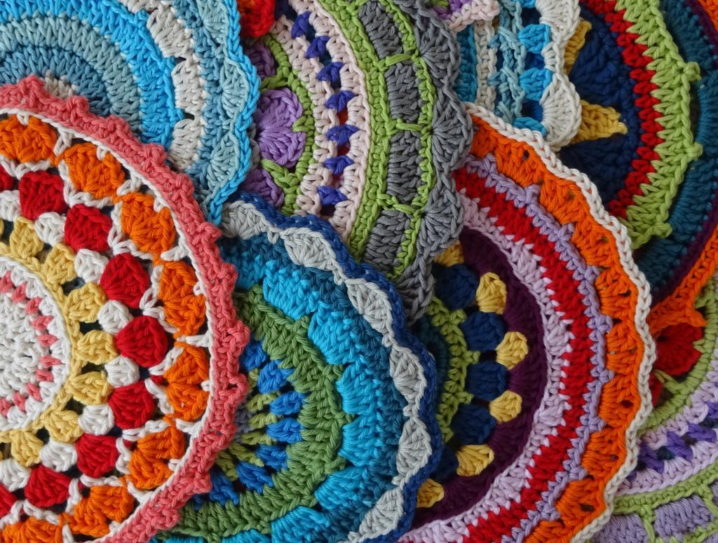 Magical Mandalas Crochet Pattern