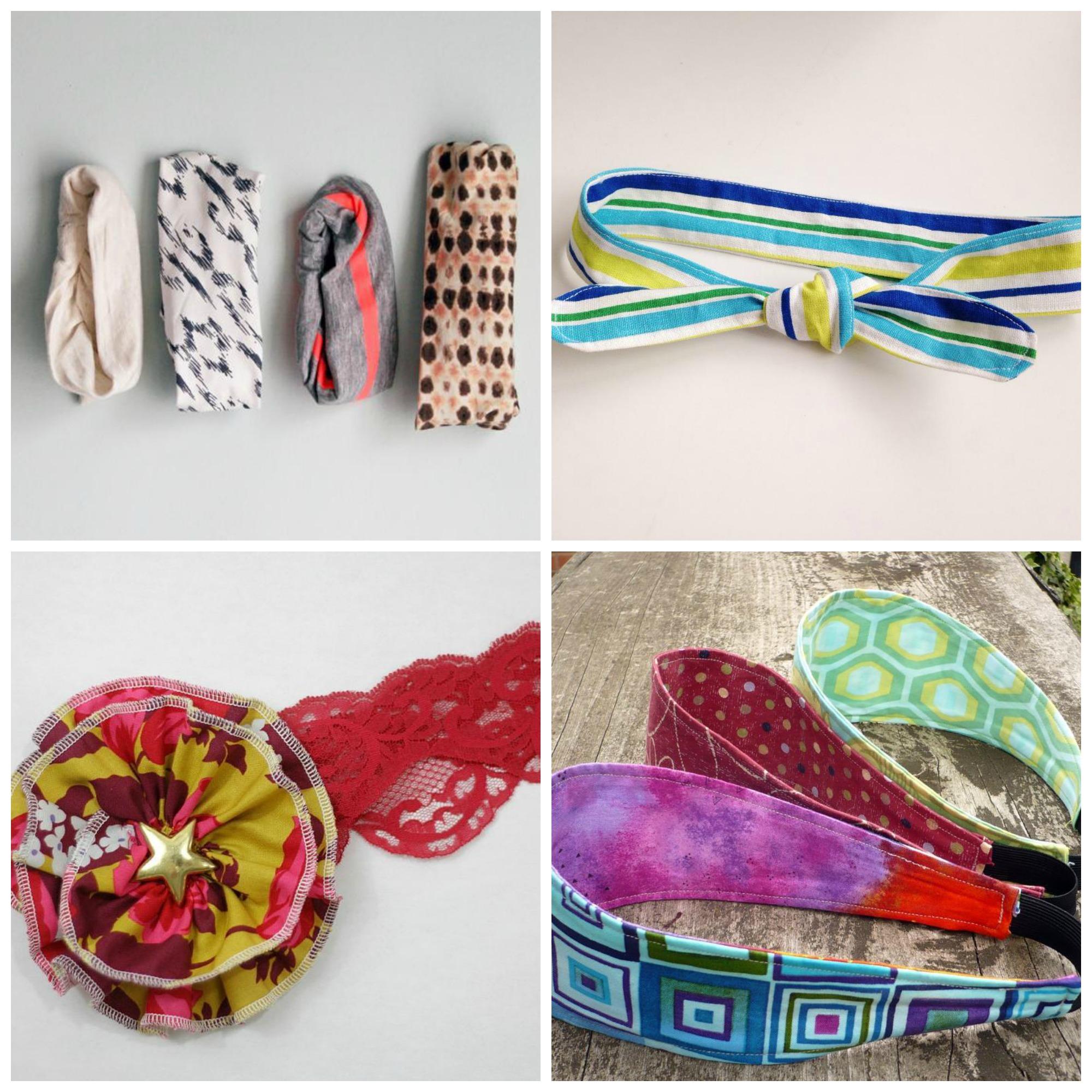 Headband Sewing Patterns