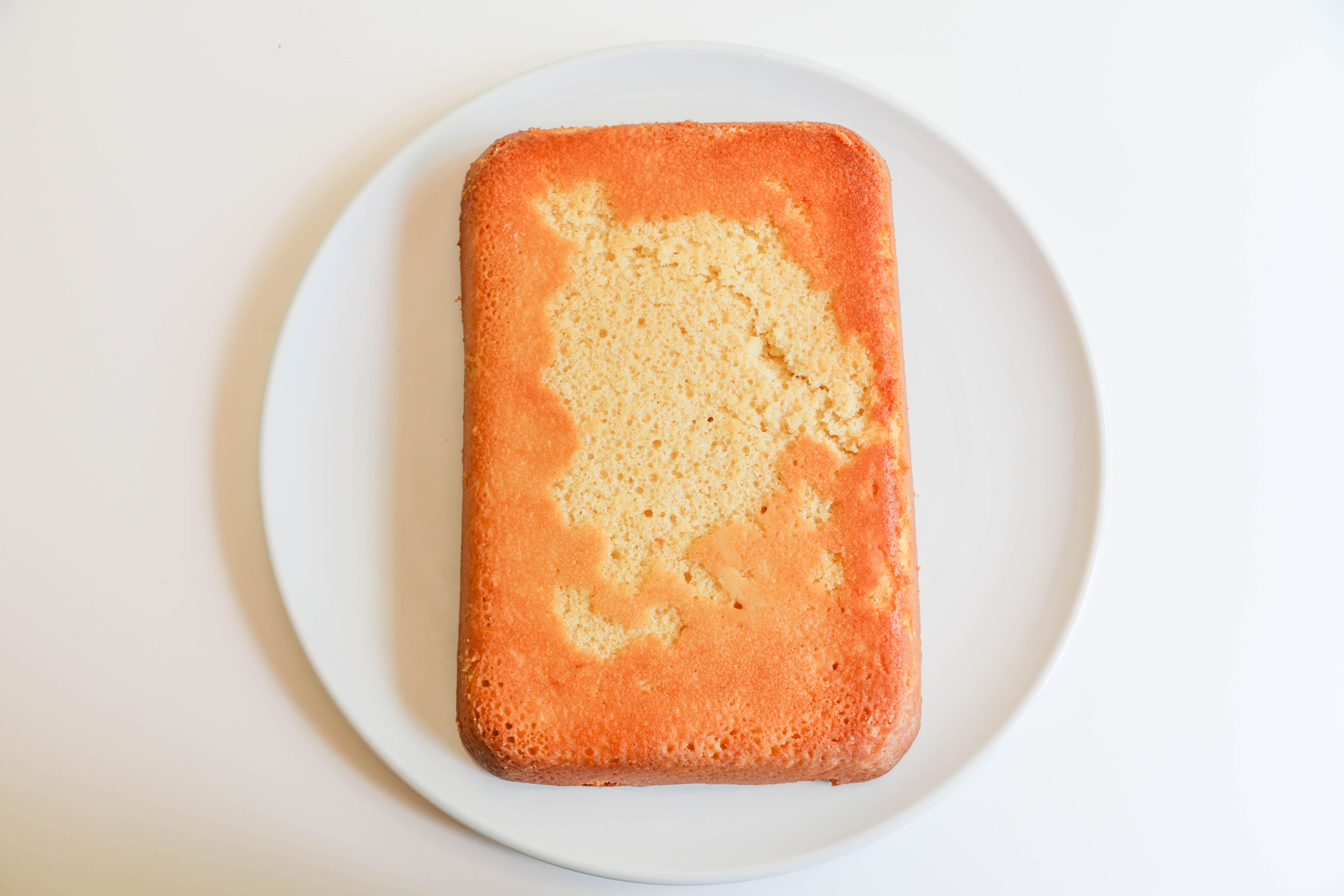 Rectangular cake | Erin Gardner
