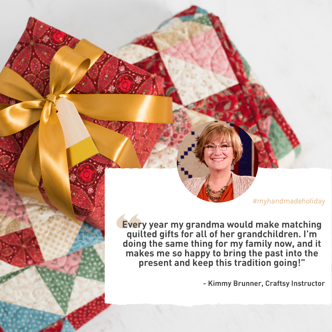 Kimmy Bruner Holiday Quote