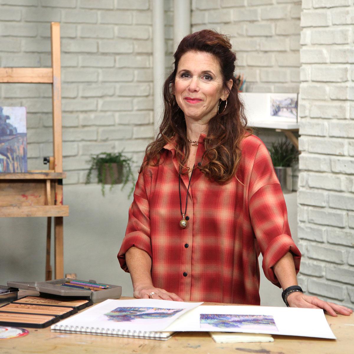Bluprint Instructor Nina Weiss