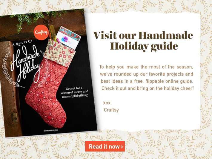 Bluprint's Handmade Holiday Guide