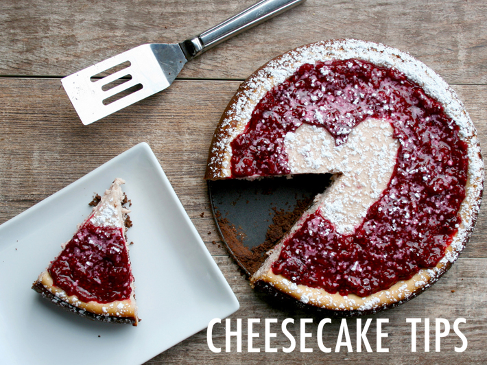 These ten helpful cheesecake tips will help guarantee dessert success!