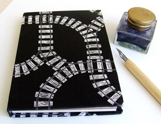 Hard-Back Journal Cover