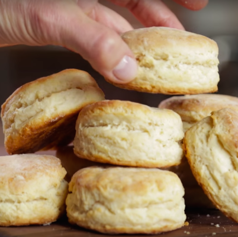 Zoë's Tender & Flaky Biscuits