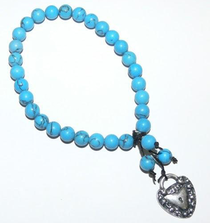 Stone Age Charm Bracelet