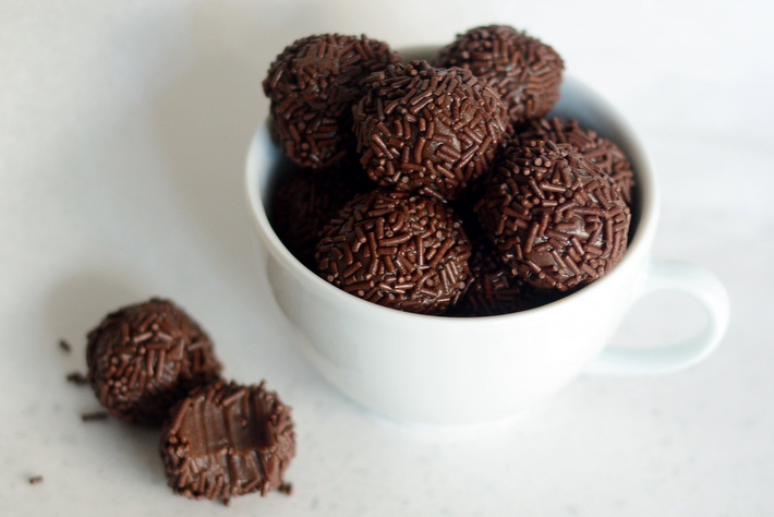 How to Make Brigadeiros at Home