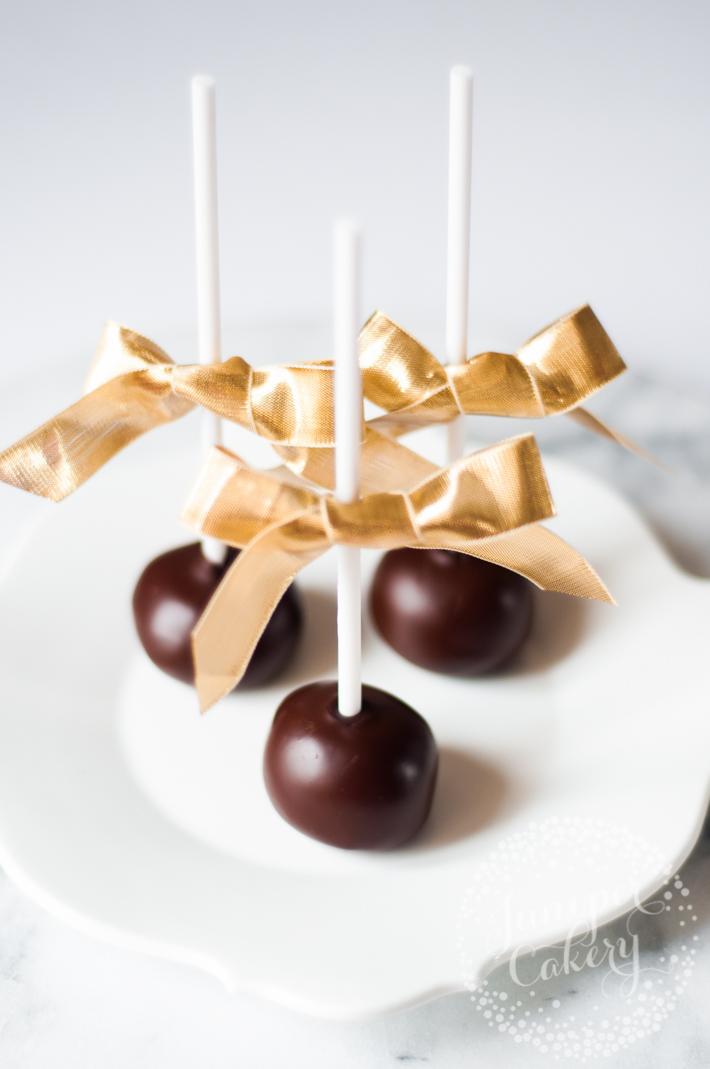 Chocolate cake pops ideas