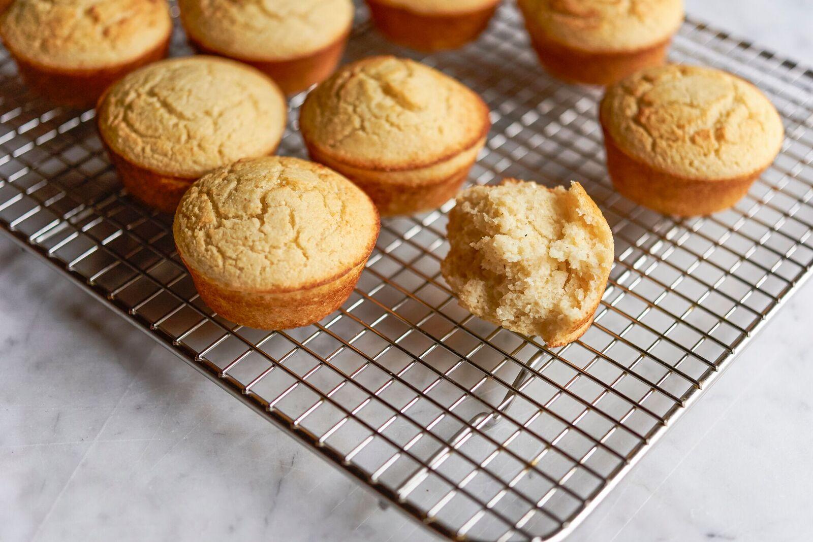 Classic Southern Cornbread Muffins