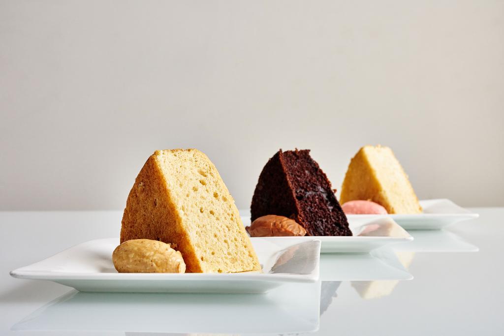 Cake Flavors | Image via James Rosselle | Erin Gardner
