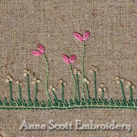 Stitch Love Cross Stitch pattern