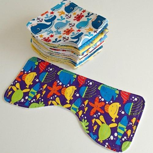 The Perfect Baby Burp Cloth