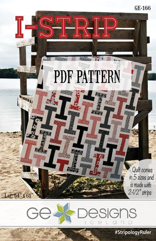 I-Strip Quilt Pattern