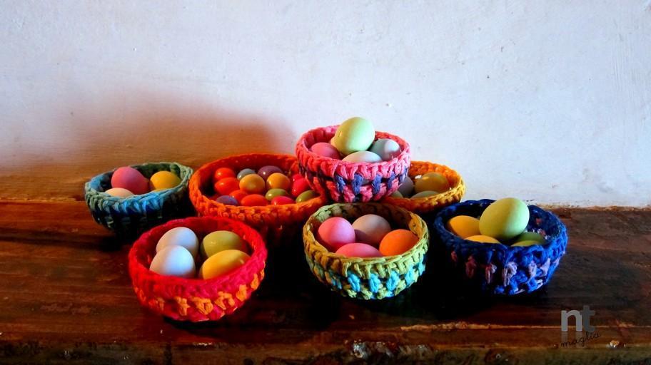 Little Nests FREE Crochet Pattern