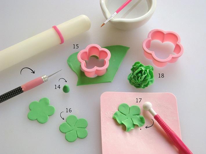 garden cupcake step 4