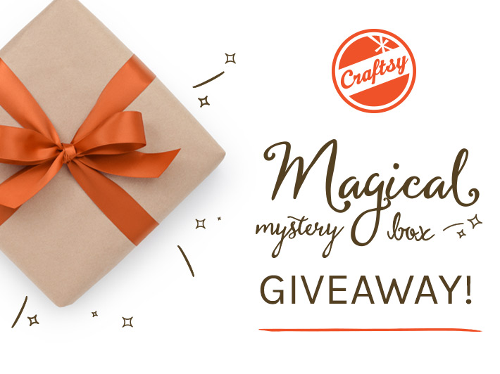 magical mystery box giveaway