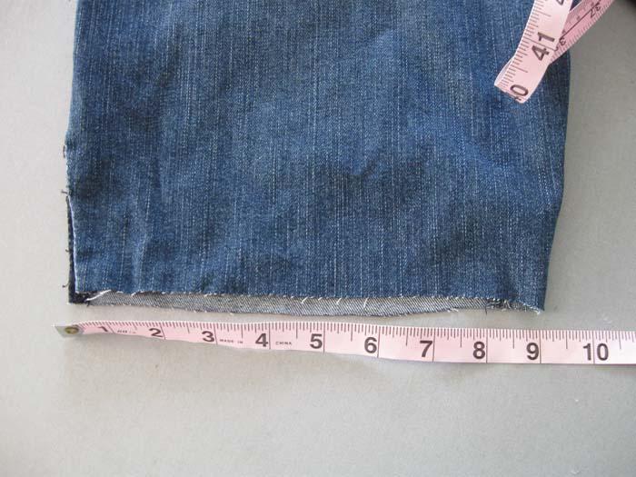 measure leg opening