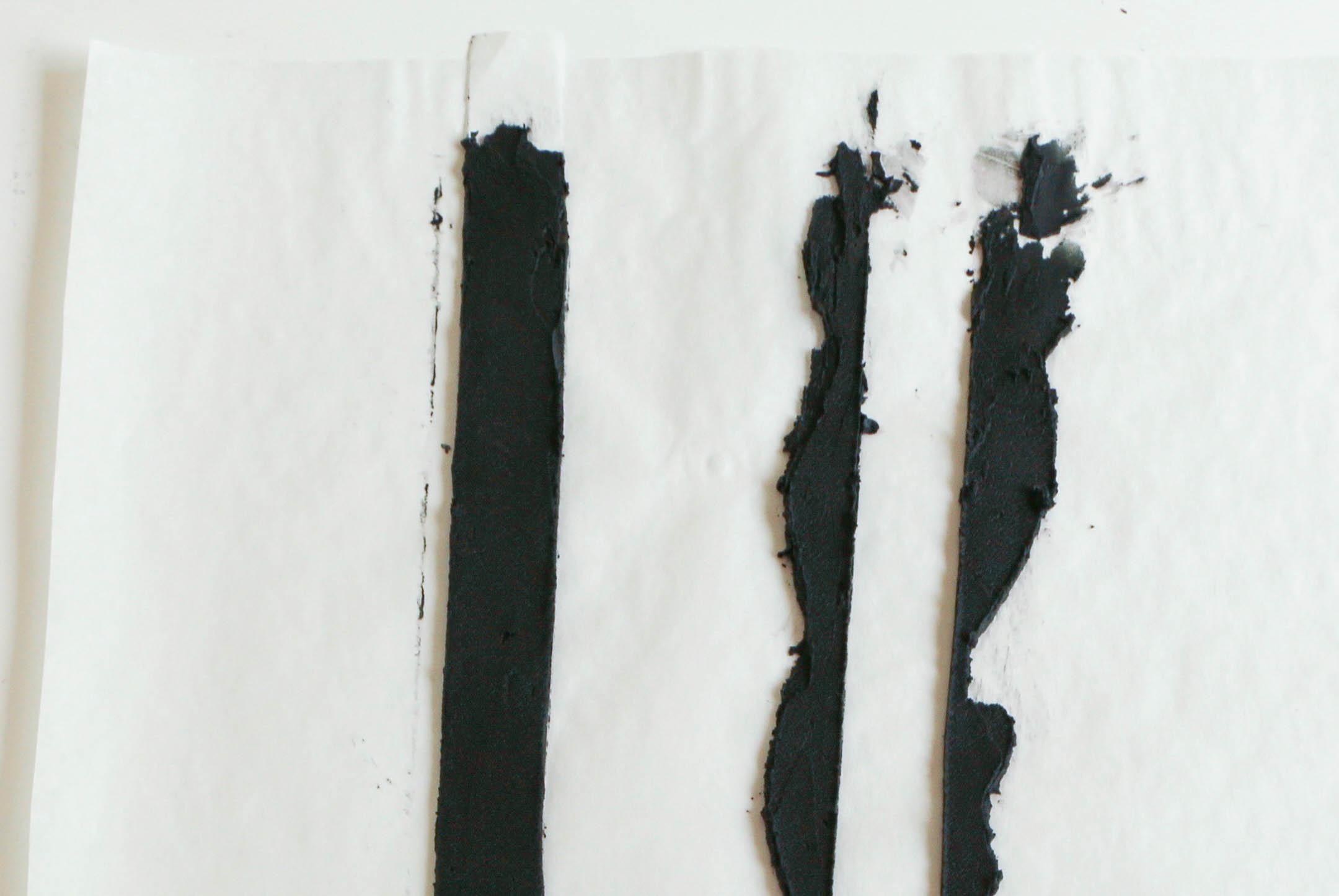 Finished Buttercream Strip | Erin Gardner | Bluprint