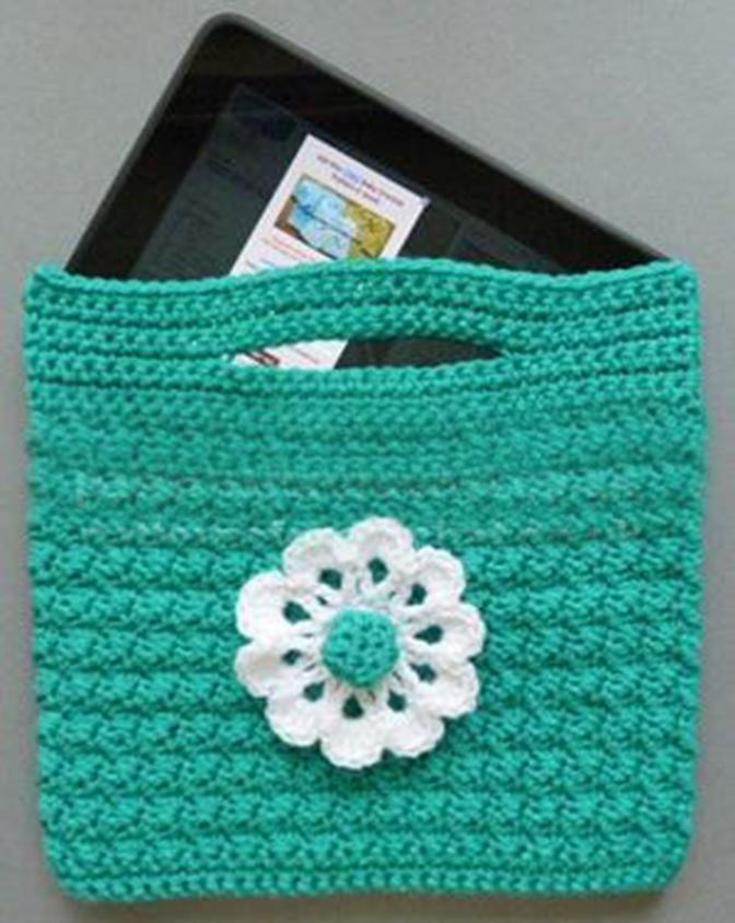 Small Crochet Bag