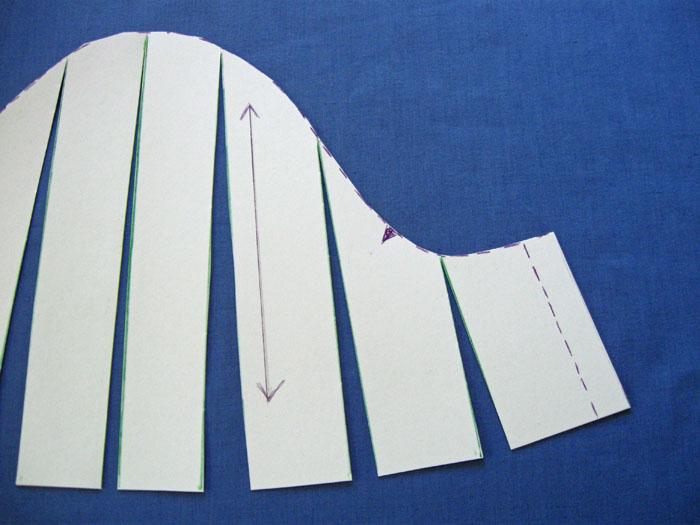 cut and spread sleeve