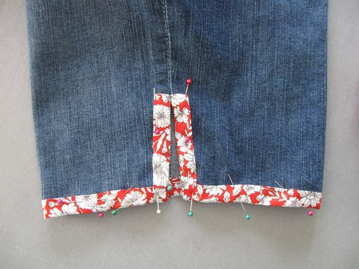 trim ready to sew