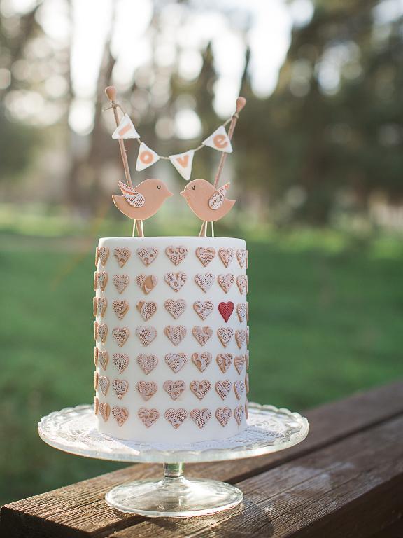 Cake by Bluprint User Two Cherries On A Cake | Erin Gardner | Bluprint