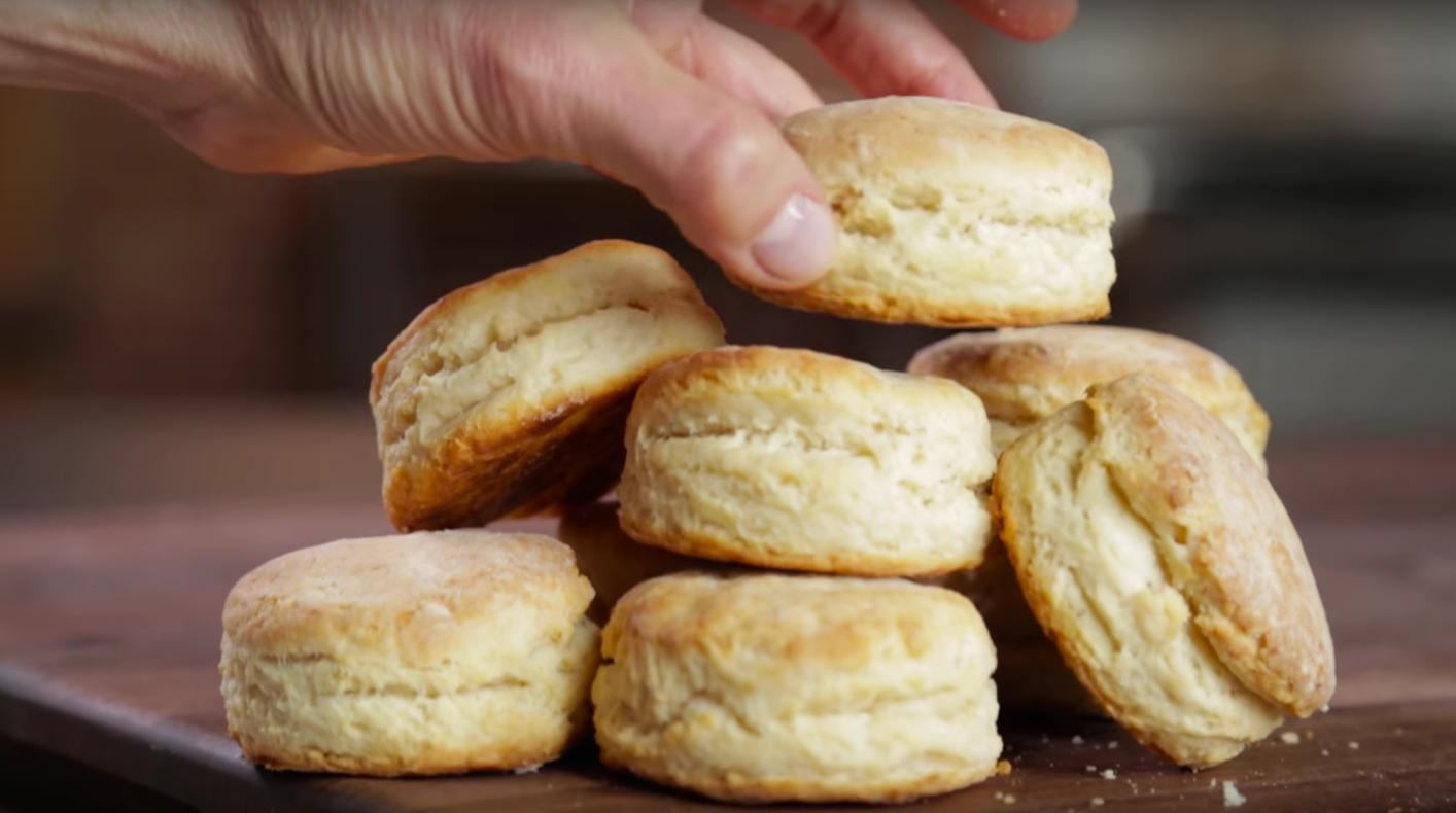 Virginia Willis's Classic Buttermilk Biscuits