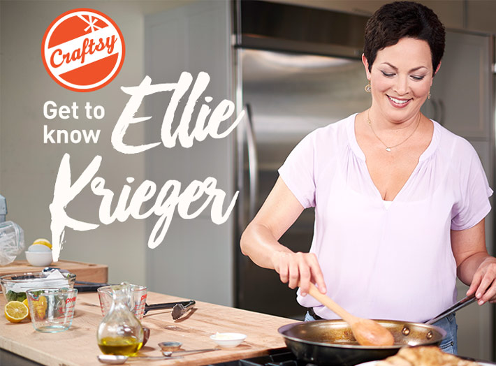 Bluprint instructor Ellie Krieger