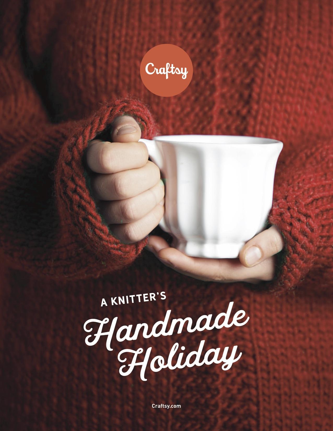 A Knitter's Handmade Holiday on Bluprint