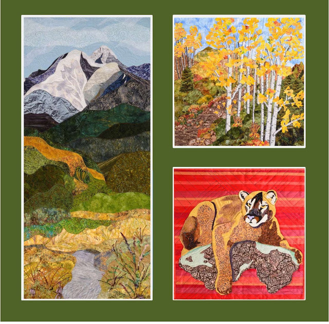 Rocky Mountain National Park Quilts