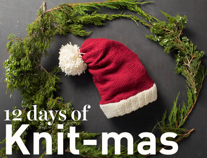 12 Days of Knit-mas on Bluprint