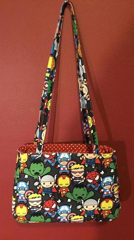 character bag